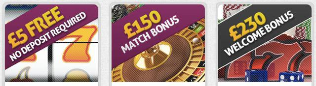 Lottery Casino Promotions