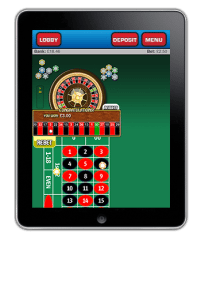 Ladylucks HD mobile roulette cash games