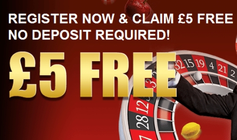 roulette free bonus no deposit required