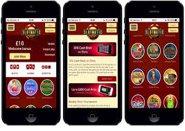 Slots Deals Mobile UK